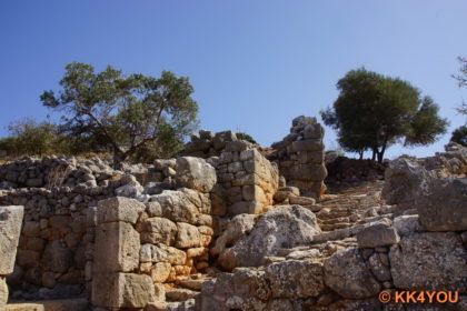 Antike Stadt Lato