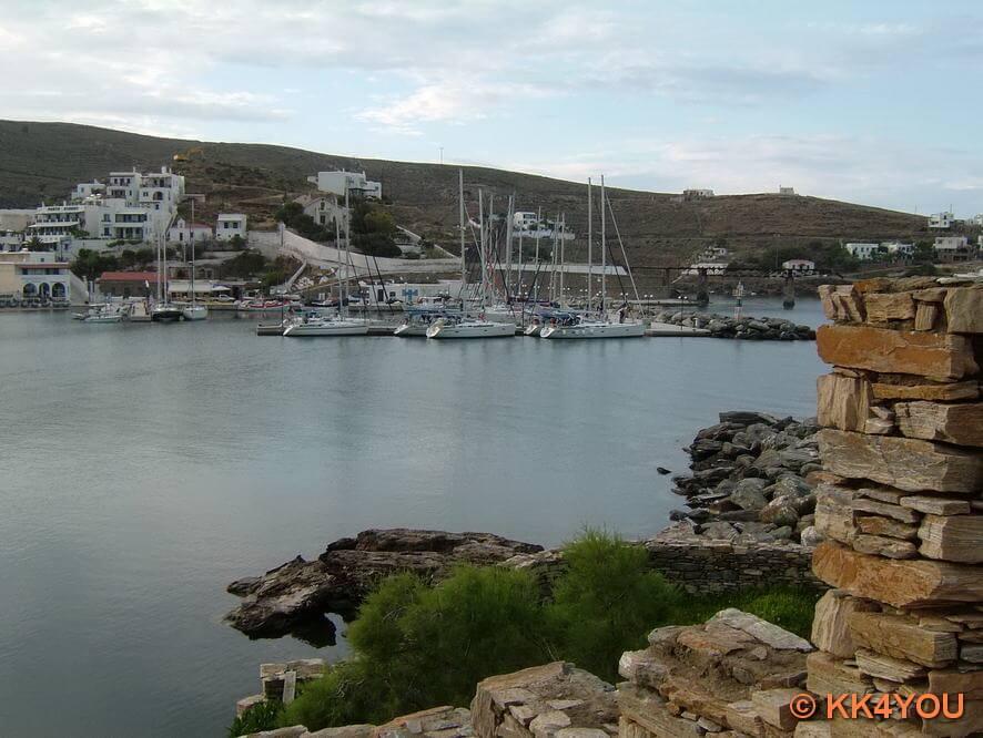 Lotra, Blick über die Bucht