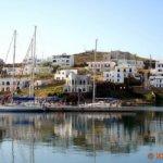 Loutra, reger Yachtverkehr