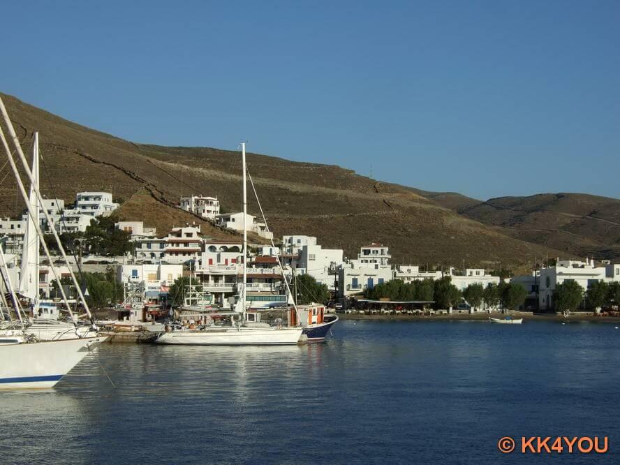 Hafen Mericha