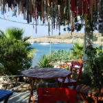 Taverne in der Bucht