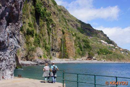 Madeiras Südküste -Madalena do Mar