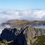 Madeiras Zentrum -Paúl da Serra und Pico do Arieiro