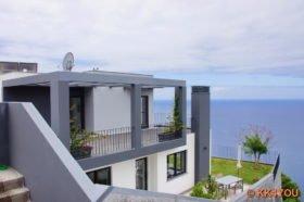 Ferienhaus Kubus in Canhas, einem Ortsteil von Ponta do Sol