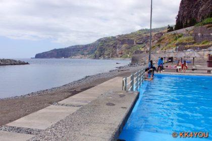 Strand- und Badeanlage Ribeira Brava