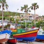 Madeiras Südküste zwischen Calheta und Câmara de Lobos