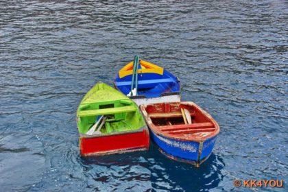 Fischerhafen von  Câmara de Lobos