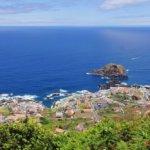 Madeiras Nordwestküste -ruhig, rau und regnerisch