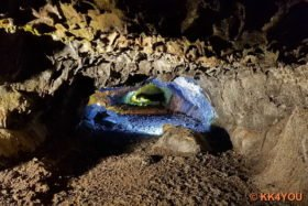 Lavahöhlen (Grutas) von São Vicente