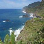 Madeiras Nordküste zwischen São Vicente und Santana