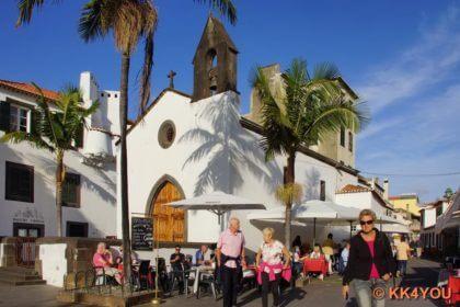 Altstadt von Funchal
