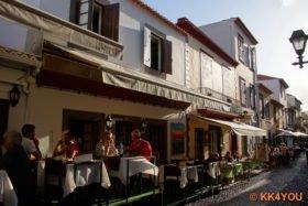 Funchal -Tavernen in der Rua de Santa Maria
