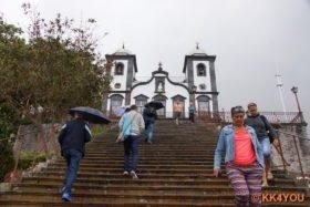 Wallfahrtskirche Nossa Senhora do Monte
