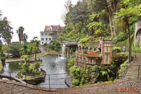 Botanischer Garten -Jardim Tropical Monte Palace