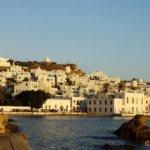 Segeltörn zwischen Lavrion und Mykonos