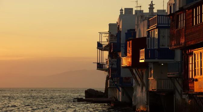 Mykonos Stadt (Chora)