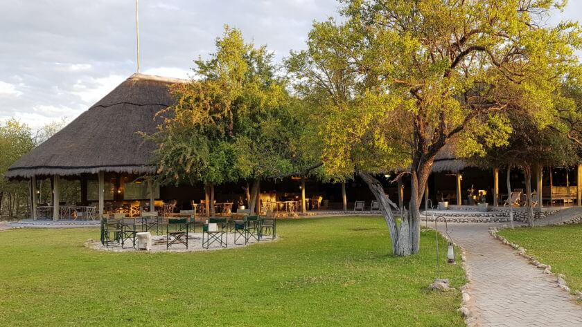 Lapa Mushara Bush Camp