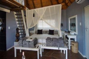 Vingerklip Lodge, Zimmer im Loft Design