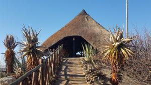 Aussichtsturm Vingerklip Lodge