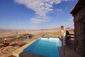 Pool!! Namib's Valley