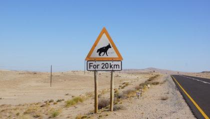 B4 zwischen Aus und Lüderitz