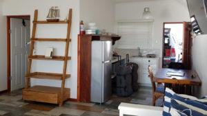 Küche des Cormorant House