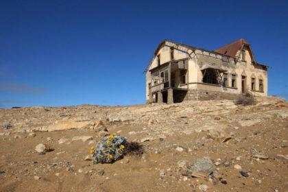 Kolmannskuppe - Geisterhäuser