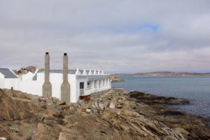 Lüderitz -Cormorant House