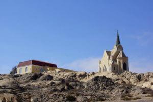 Lüderitz -Felsenkirche