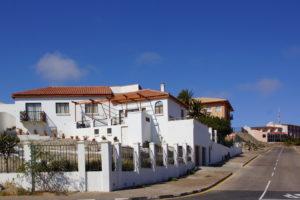 Lüderitz, gepflegte Anwesen