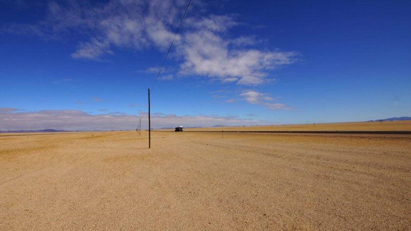 Namib zwischen Aus und Lüderitz