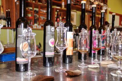 Naute Kristall Cellar and Distillery