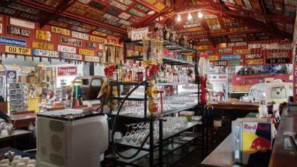 Bar im Canyon Roadhouse