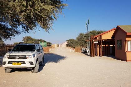 Mata-Mata Grenzübergang
