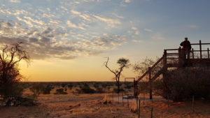 Hide im Camp Gharagab