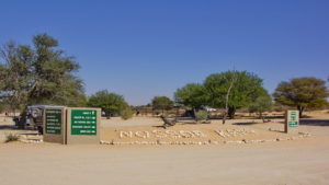 Nossob Rest Camp