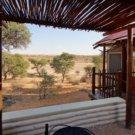 Kgalagadi zwischen Nossob und Kalahari Tented Camp