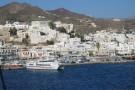 Chora (Altstadt) von Naxos