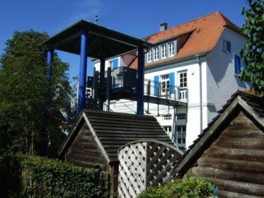 Bahnhof Wäschenbeuren -Kindergarten