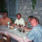 Georg, Klaus, Bernd, Hans