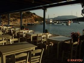 Kleine Kykladen Schinoussa, Hafen Ormos Myrsini