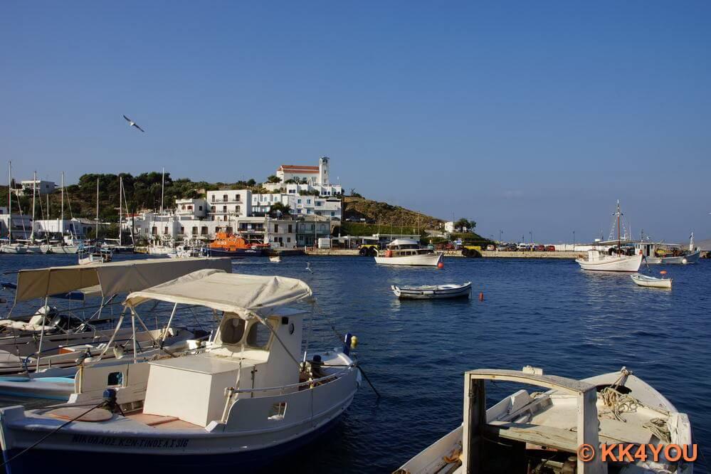 Hafen Linaria