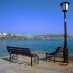 Syros -Bucht von Finikas ( Phoinika)
