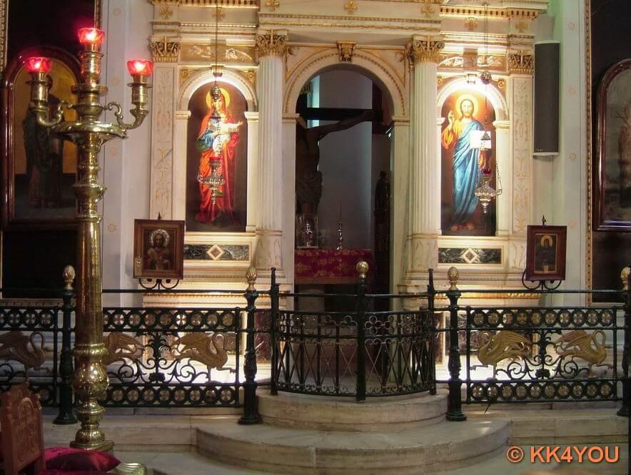 Ermoupoli -Kirche Anastasis
