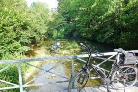 Radtour Taubertal zwischen Rothenburg und Weikersheim