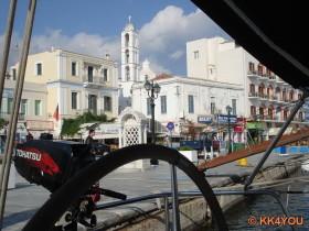 Tinos Stadt