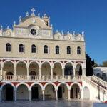 Tinos -Zentrum der religiösen Verehrung