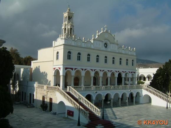 Kirche der Panagia Evangelistria