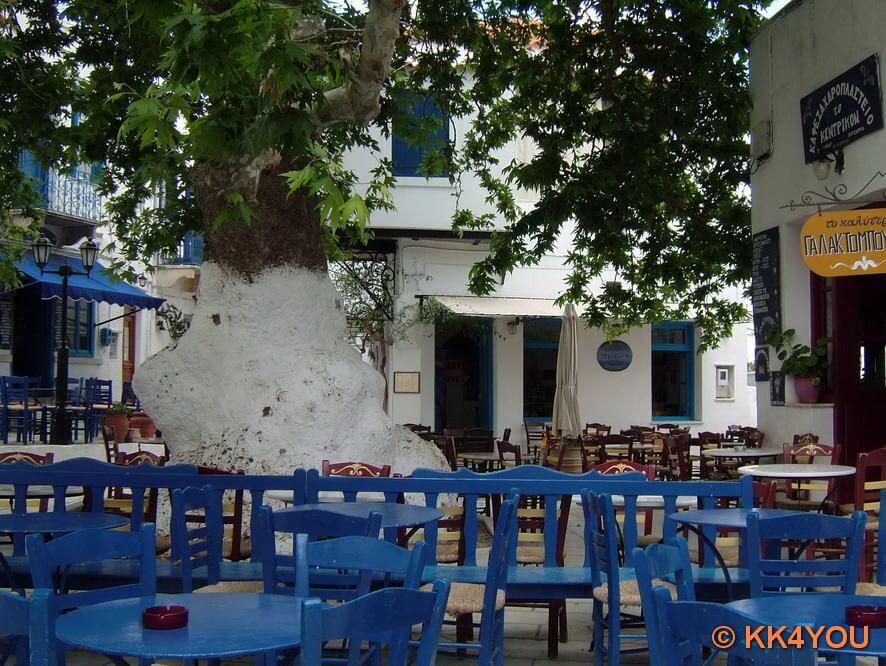 Dofplatz von Panormos