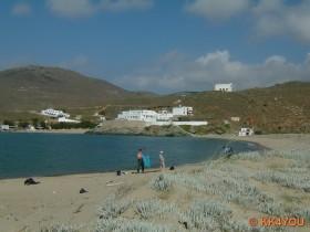 Beach von Kolimpithra
